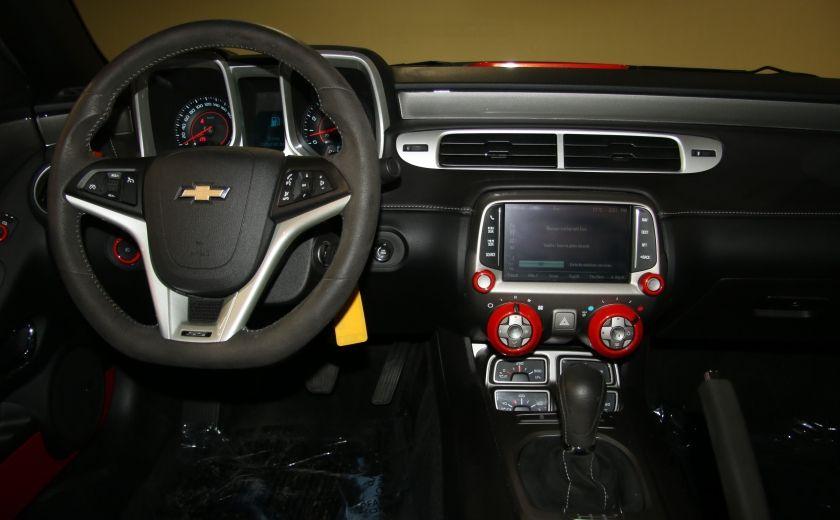2013 Chevrolet Camaro 2SS CUIR TOIT #15
