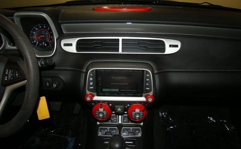 2013 Chevrolet Camaro 2SS CUIR TOIT #17