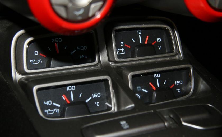 2013 Chevrolet Camaro 2SS CUIR TOIT #20