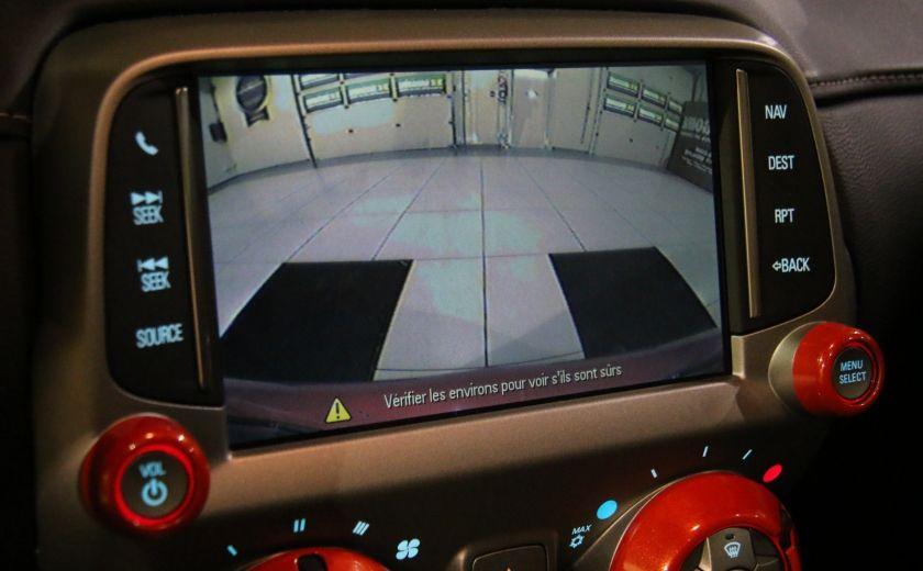 2013 Chevrolet Camaro 2SS CUIR TOIT #22
