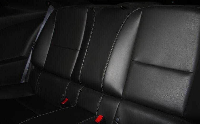 2013 Chevrolet Camaro 2SS CUIR TOIT #24