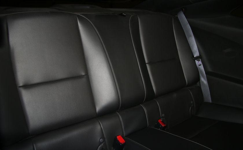 2013 Chevrolet Camaro 2SS CUIR TOIT #25