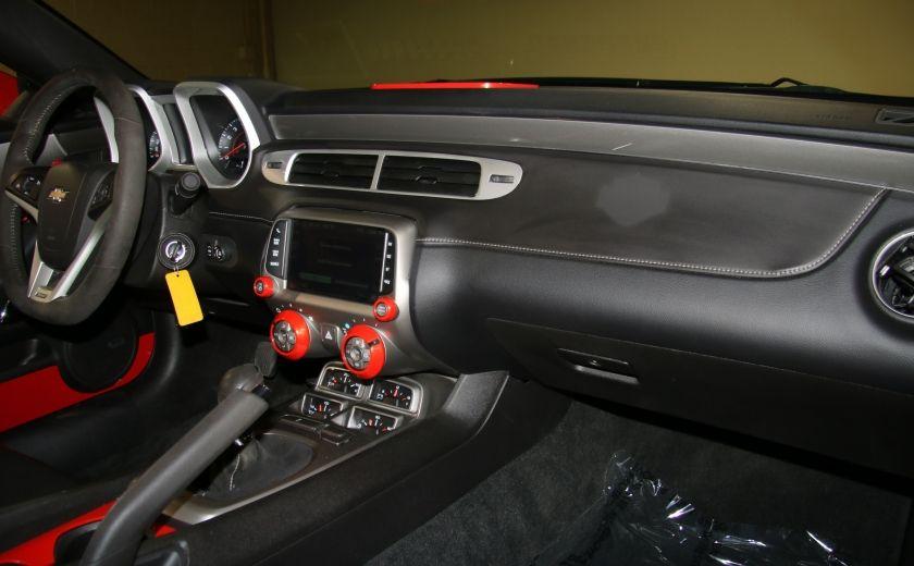 2013 Chevrolet Camaro 2SS CUIR TOIT #26