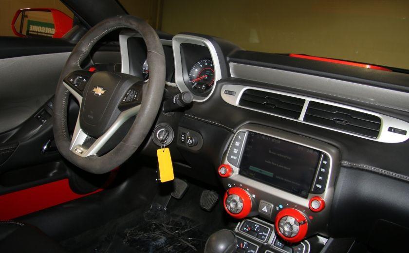 2013 Chevrolet Camaro 2SS CUIR TOIT #27