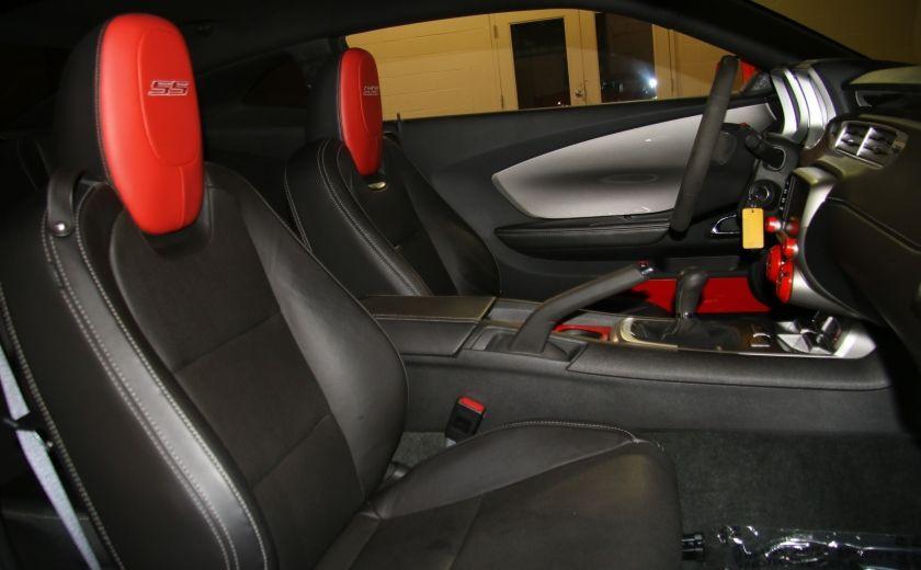 2013 Chevrolet Camaro 2SS CUIR TOIT #28