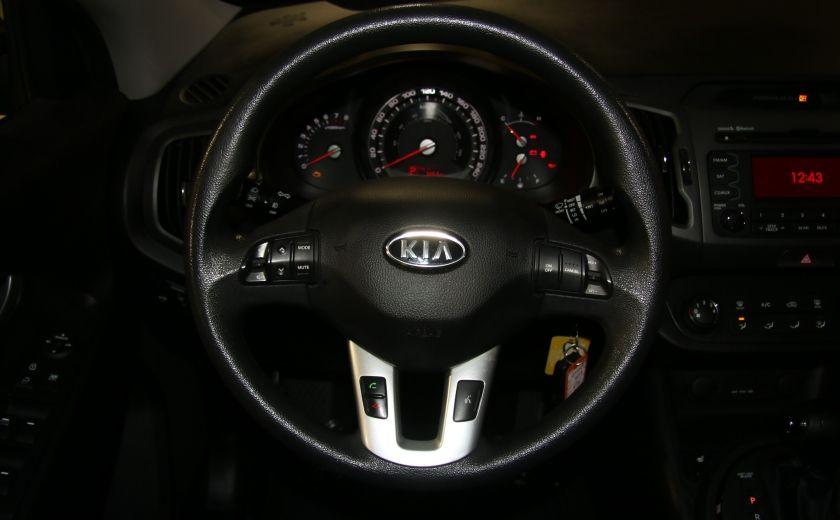 2012 Kia Sportage LX AWD AUTO A/C MAGS BLUETOOTH #13