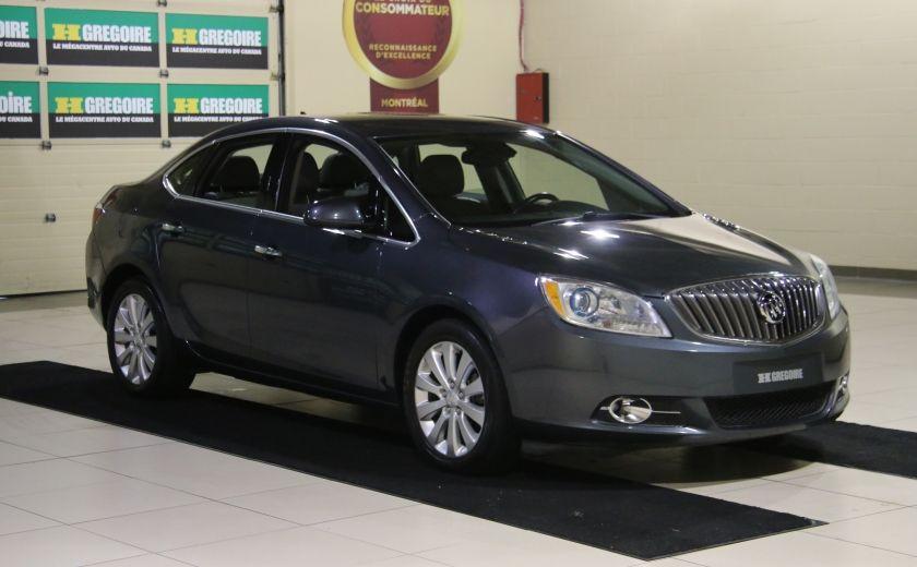 2013 Buick Verano Comfort AUTOMATIQUE A/C MAGS BLUETHOOT CUIR #0