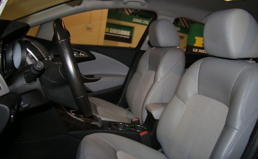 2013 Buick Verano Comfort AUTOMATIQUE A/C MAGS BLUETHOOT CUIR #9