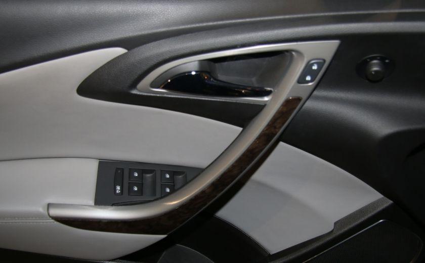 2013 Buick Verano Comfort AUTOMATIQUE A/C MAGS BLUETHOOT CUIR #10
