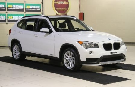 2015 BMW X1 xDrive28i AUTOMATIQUE A/C MAGS CUIR in Brossard