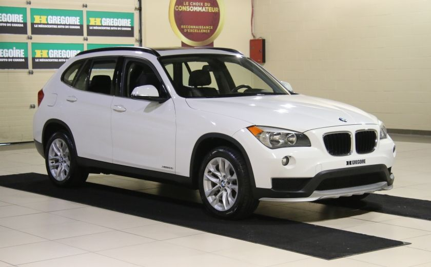 2015 BMW X1 xDrive28i AUTOMATIQUE A/C MAGS CUIR #0