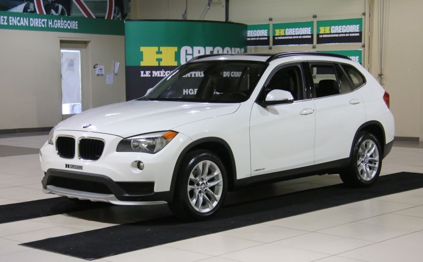 2015 BMW X1 xDrive28i AUTOMATIQUE A/C MAGS CUIR #2