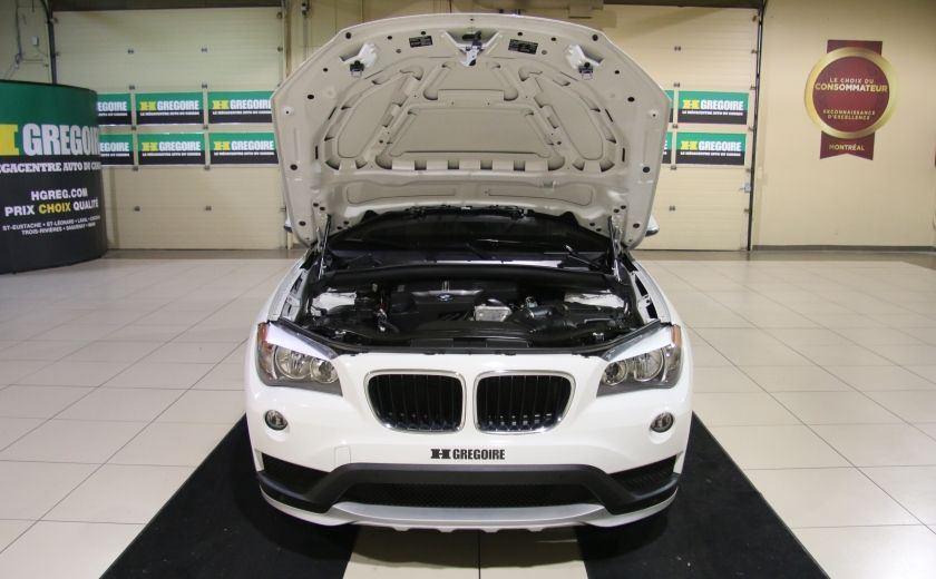 2015 BMW X1 xDrive28i AUTOMATIQUE A/C MAGS CUIR #26