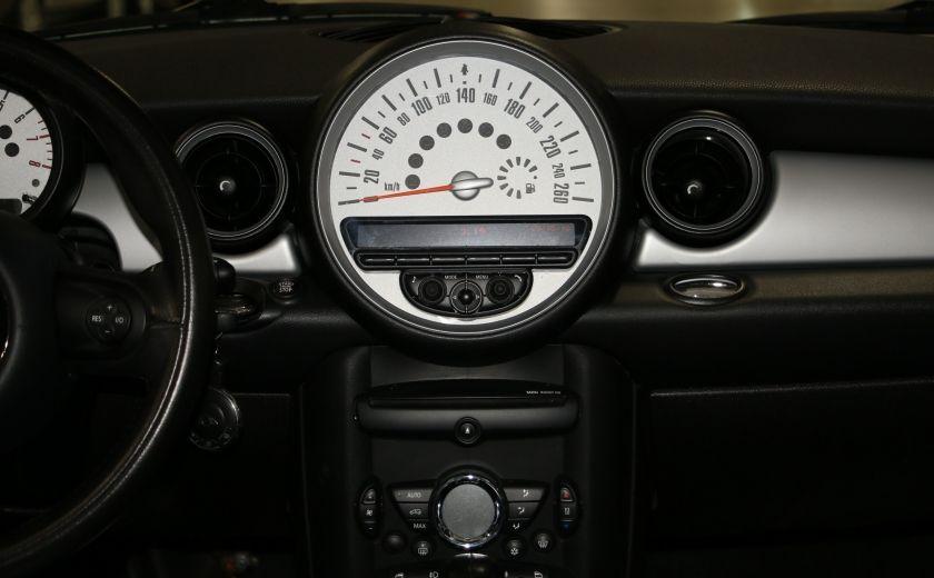 2011 Mini Cooper Classic AUTOMATIQUE A/C MAGS BLUETHOOT CUIR TOIT #13