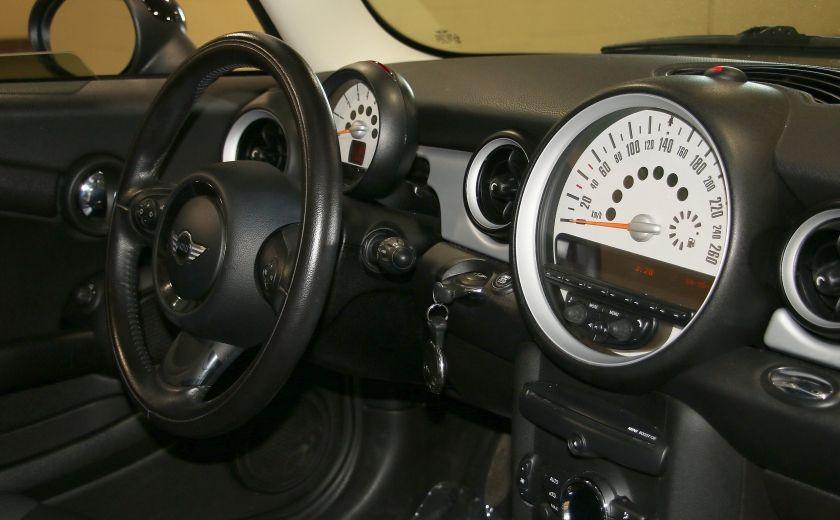 2011 Mini Cooper Classic AUTOMATIQUE A/C MAGS BLUETHOOT CUIR TOIT #17