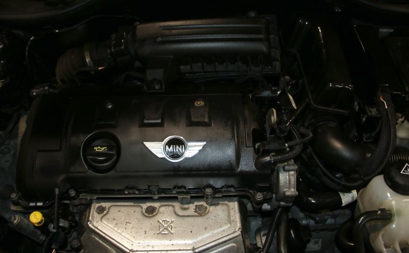 2011 Mini Cooper Classic AUTOMATIQUE A/C MAGS BLUETHOOT CUIR TOIT #19