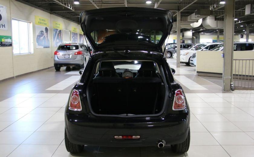 2011 Mini Cooper Classic AUTOMATIQUE A/C MAGS BLUETHOOT CUIR TOIT #21