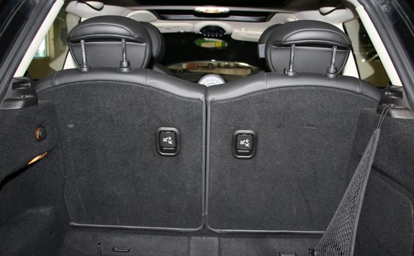 2011 Mini Cooper Classic AUTOMATIQUE A/C MAGS BLUETHOOT CUIR TOIT #22