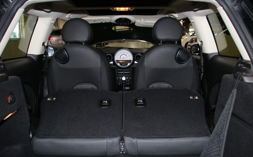 2011 Mini Cooper Classic AUTOMATIQUE A/C MAGS BLUETHOOT CUIR TOIT #23