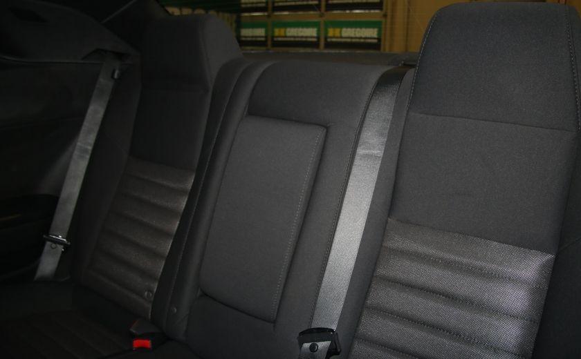 2010 Dodge Challenger SE AUTOMATIQUE A/C MAGS #17