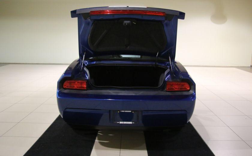 2010 Dodge Challenger SE AUTOMATIQUE A/C MAGS #24