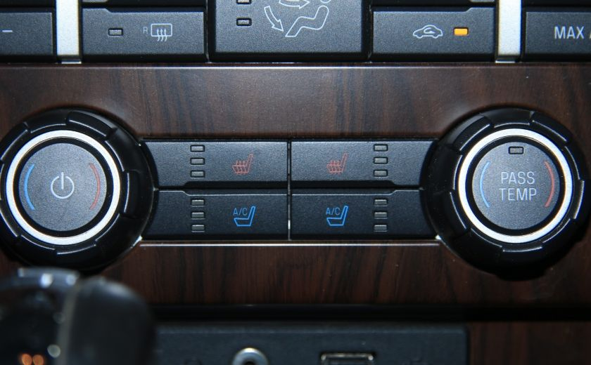 2012 Ford F150 Lariat 4WD CUIR TOIT MAGS BLUETOOTH #14