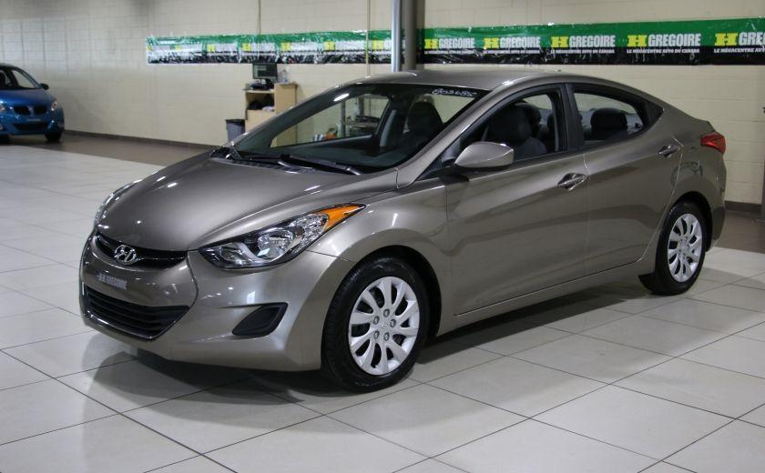 2013 Hyundai Elantra GL A/C GR ELECT BLUETOOTH #2