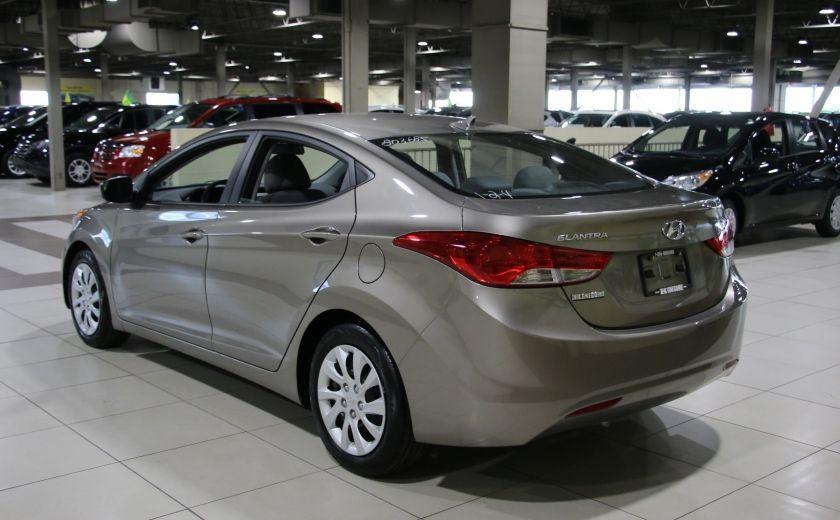 2013 Hyundai Elantra GL A/C GR ELECT BLUETOOTH #4