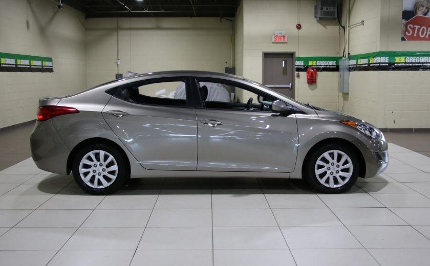2013 Hyundai Elantra GL A/C GR ELECT BLUETOOTH #7