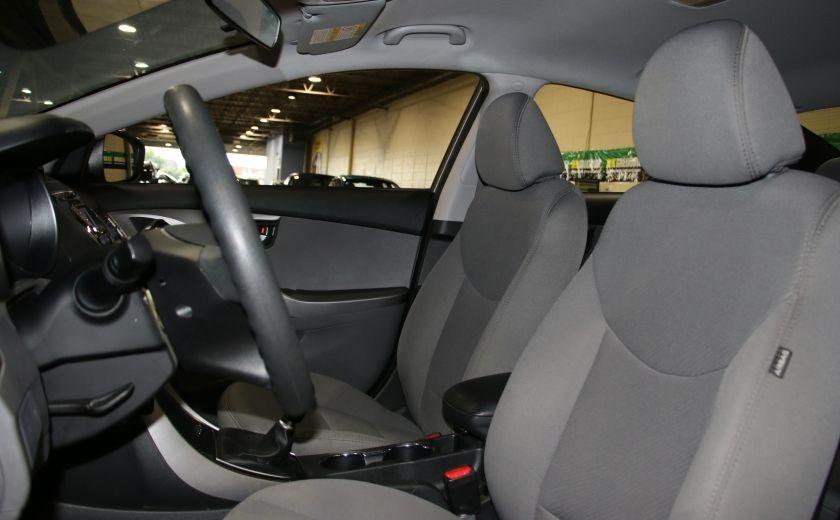 2013 Hyundai Elantra GL A/C GR ELECT BLUETOOTH #9