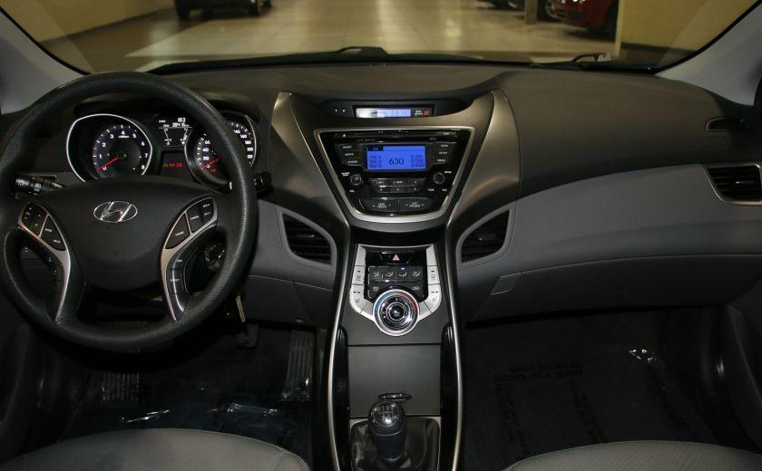 2013 Hyundai Elantra GL A/C GR ELECT BLUETOOTH #11