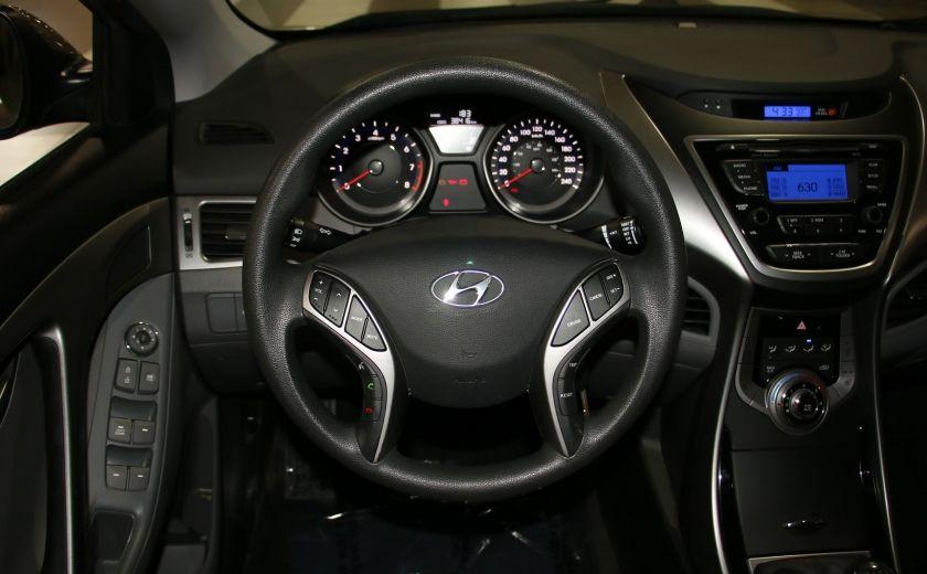 2013 Hyundai Elantra GL A/C GR ELECT BLUETOOTH #13