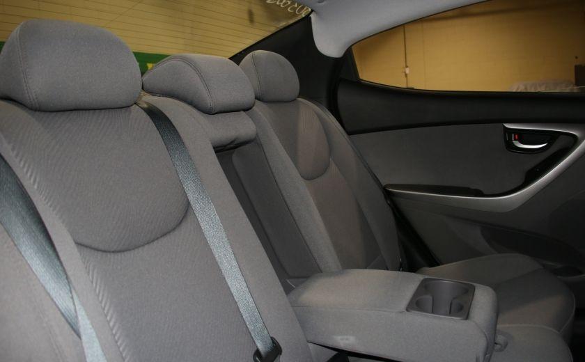 2013 Hyundai Elantra GL A/C GR ELECT BLUETOOTH #19