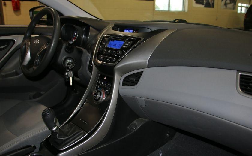 2013 Hyundai Elantra GL A/C GR ELECT BLUETOOTH #20