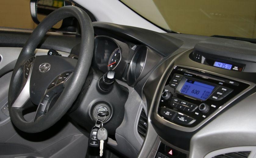 2013 Hyundai Elantra GL A/C GR ELECT BLUETOOTH #21
