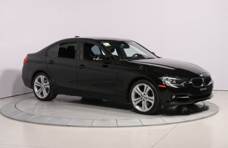 2015 BMW 328I xDrive  CUIR TOIT NAV MAGS in Victoriaville