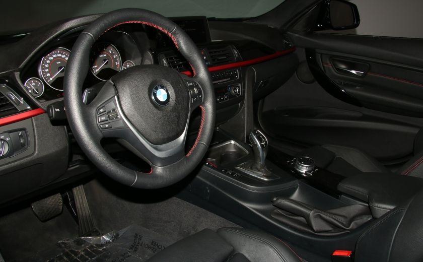 2015 BMW 328I xDrive  CUIR TOIT NAV MAGS #8
