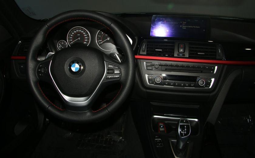 2015 BMW 328I xDrive  CUIR TOIT NAV MAGS #14