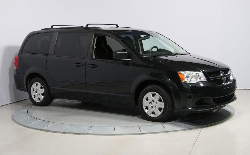 2012 Dodge Caravan STOW'N GO AUTO A/C GR ELECT #0