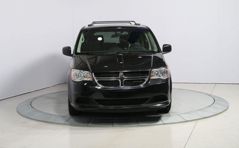 2012 Dodge Caravan STOW'N GO AUTO A/C GR ELECT #1