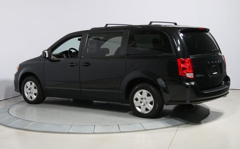 2012 Dodge Caravan STOW'N GO AUTO A/C GR ELECT #4