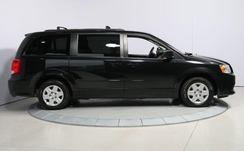 2012 Dodge Caravan STOW'N GO AUTO A/C GR ELECT #7