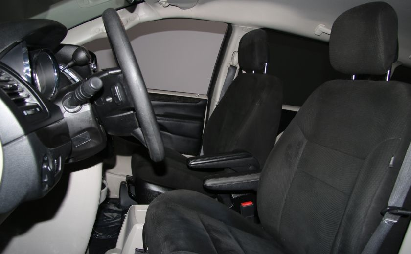 2012 Dodge Caravan STOW'N GO AUTO A/C GR ELECT #9