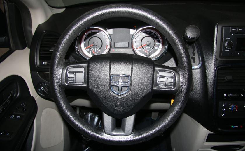 2012 Dodge Caravan STOW'N GO AUTO A/C GR ELECT #14
