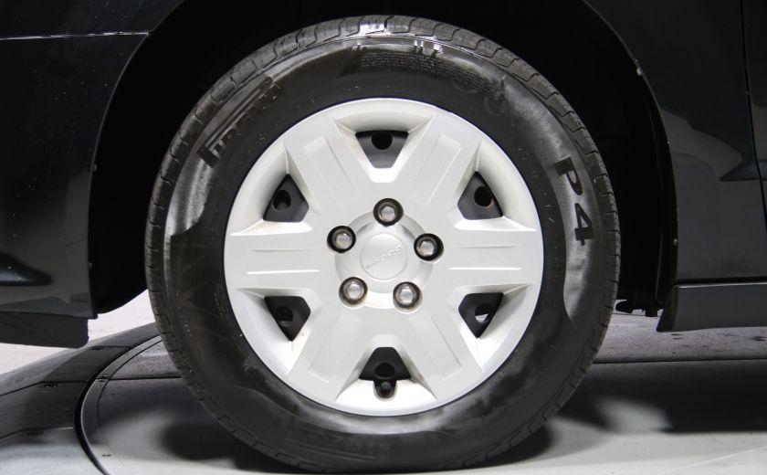 2012 Dodge Caravan STOW'N GO AUTO A/C GR ELECT #32