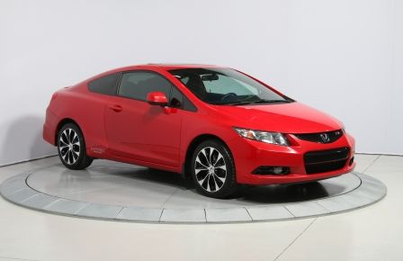 2013 Honda Civic Si A/C MAGS BLUETHOOT NAV in Repentigny