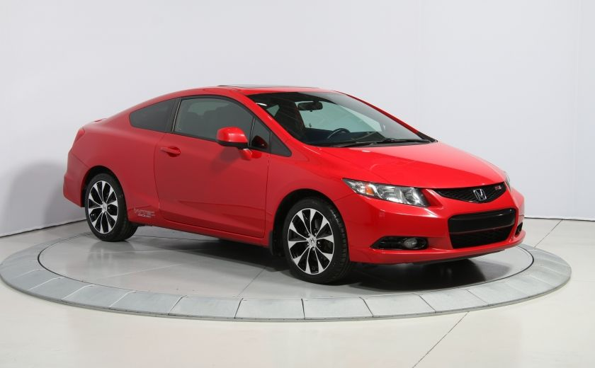 2013 Honda Civic Si A/C MAGS BLUETHOOT NAV #0