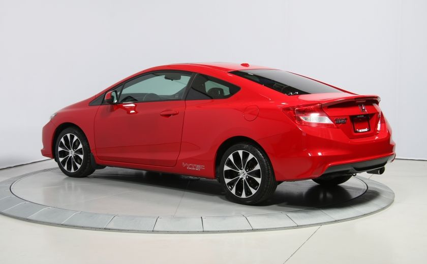 2013 Honda Civic Si A/C MAGS BLUETHOOT NAV #4
