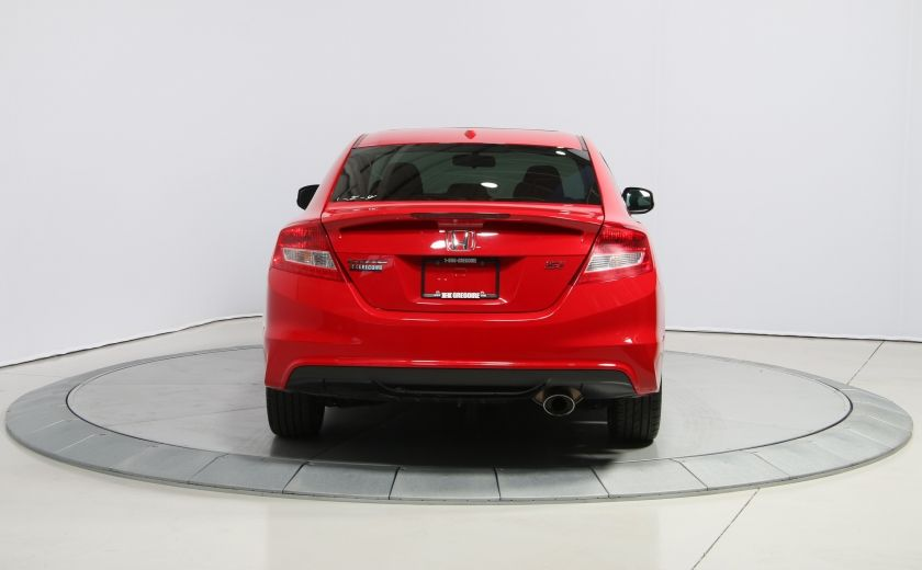 2013 Honda Civic Si A/C MAGS BLUETHOOT NAV #5