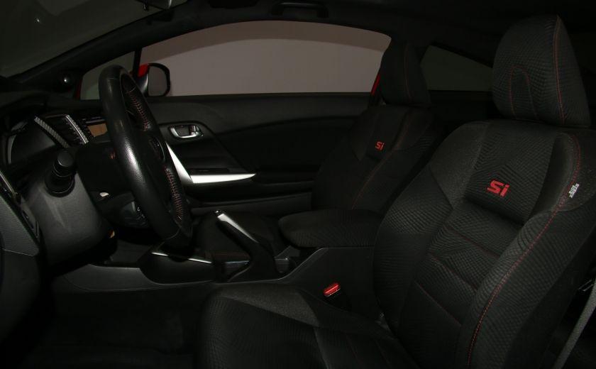 2013 Honda Civic Si A/C MAGS BLUETHOOT NAV #9